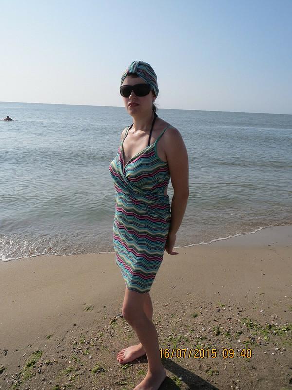 Платья напляж