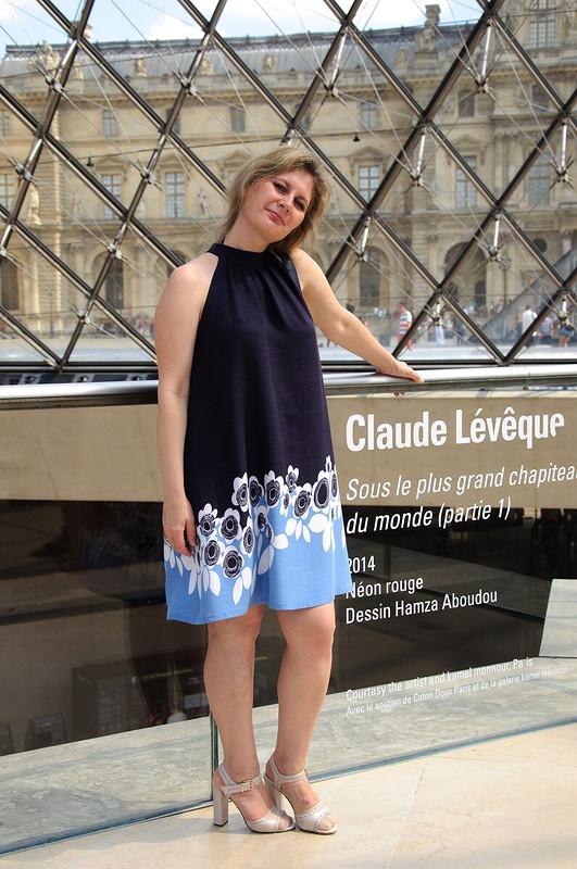 Парижское платье от Марина Зырянова