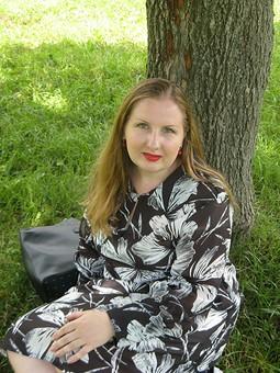 Работа с названием Платье-рубашка из ретро-ткани