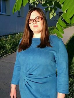 Работа с названием Замшевое платье