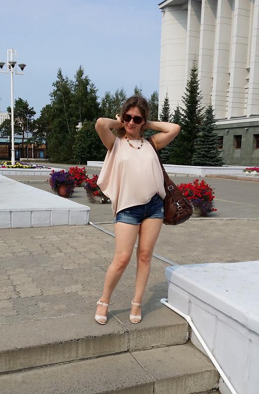 Топ-разлетайка от Марина Зырянова
