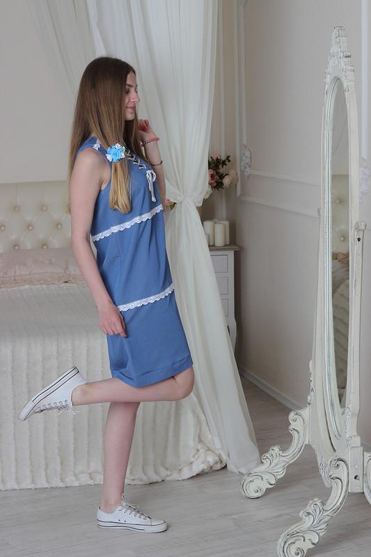 Платье «Кокетка» от Наталья Шахова