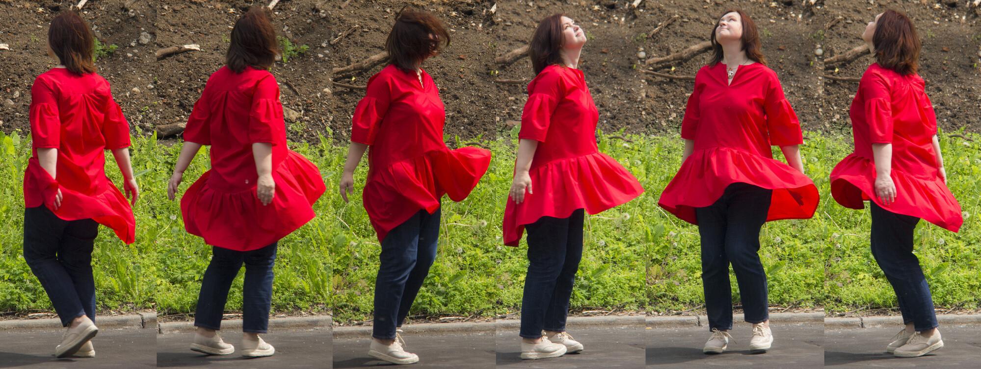 Красная, значит красивая