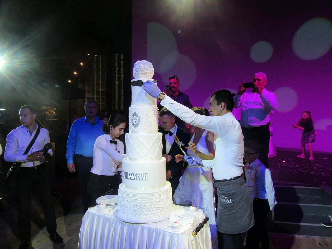 Свадьба как вкино