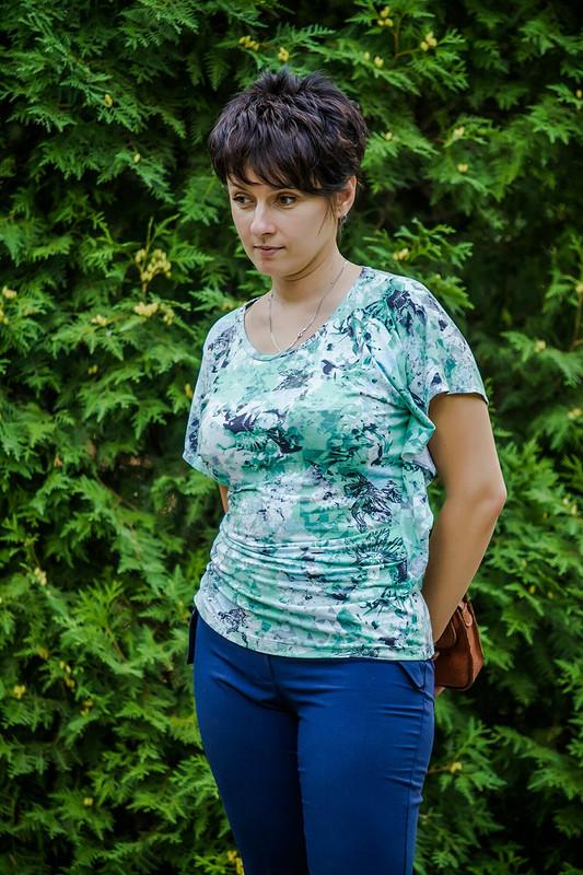 С Днем рождения, Леночка arvovna или Крылатая блузочка от evkube