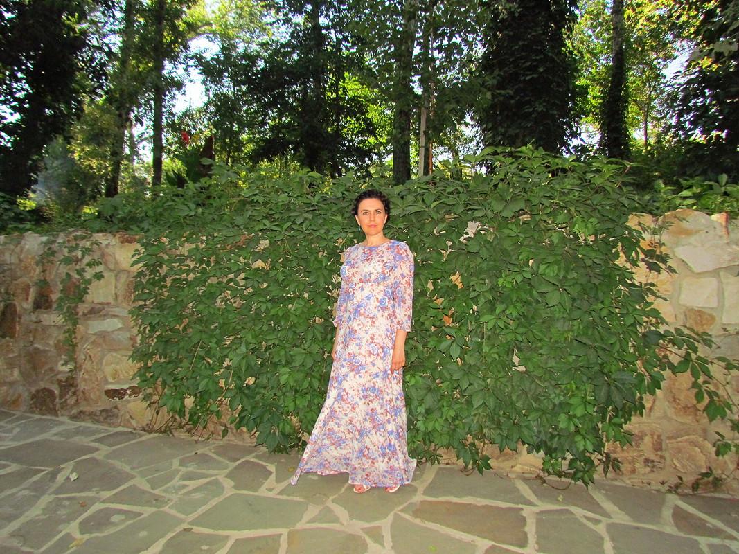 Платье очень нежное от marina_mandarina