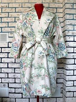 Работа с названием Летнее пальто-кимоно
