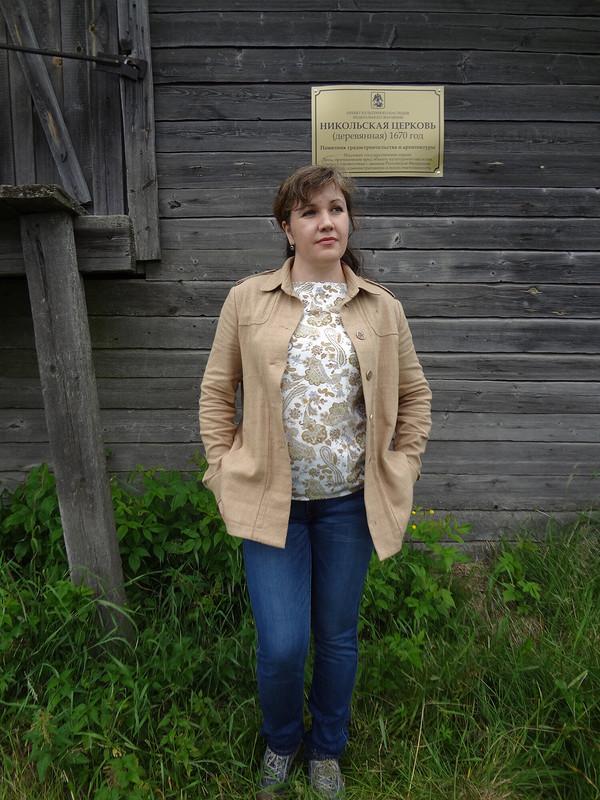 Лен - путешественик от Galinka