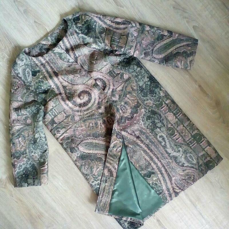 Летнее пальто длямамы от El Mira