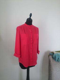 Работа с названием Очередная блузка
