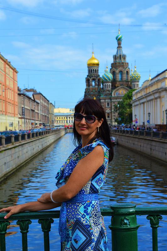 Тур вСанкт- Петербург или мечты сбываются