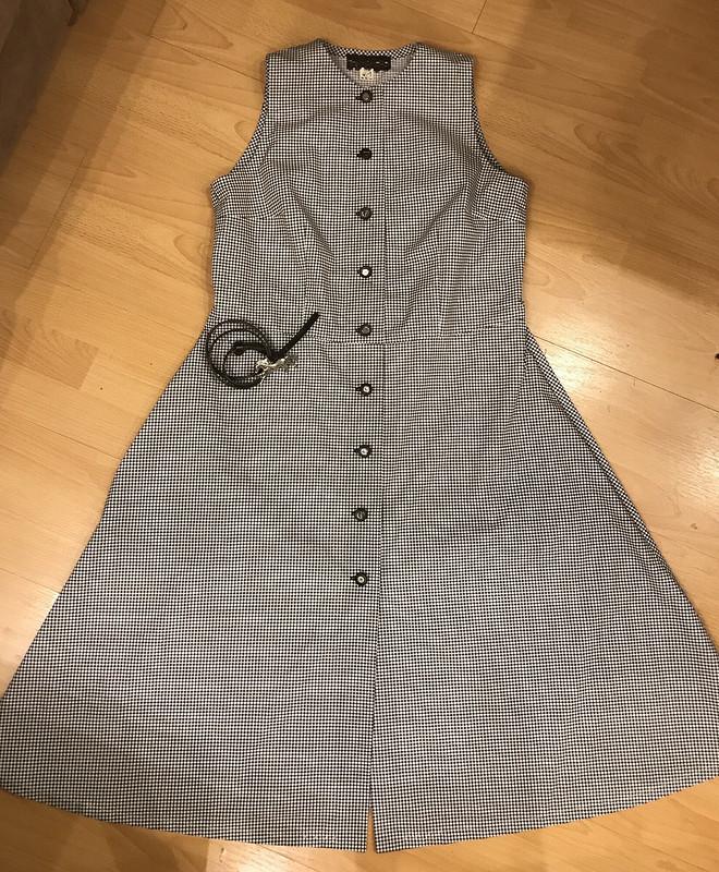 Платье изхлопка подпортупею от Zahna