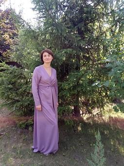 Работа с названием Платье мамы невесты