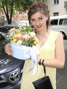 Работа с названием Платье на желтую свадьбу))))