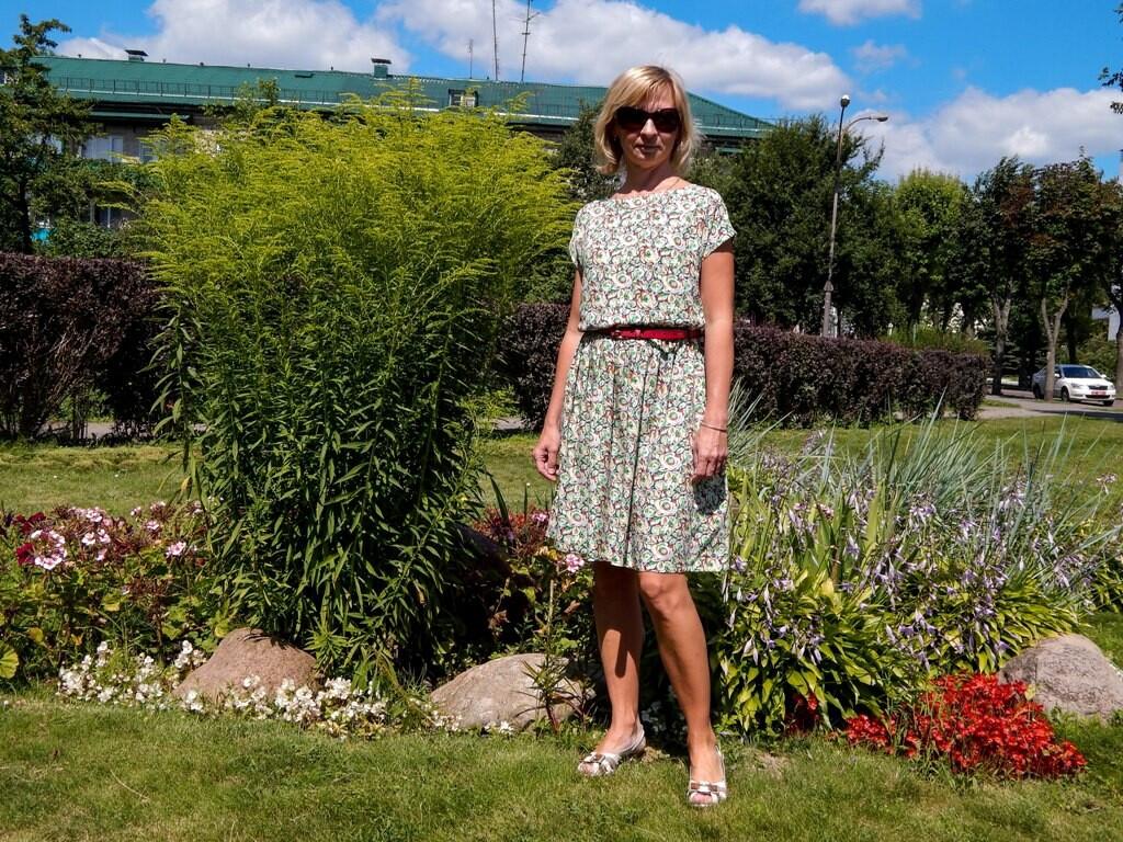 Платье от Helenbrst