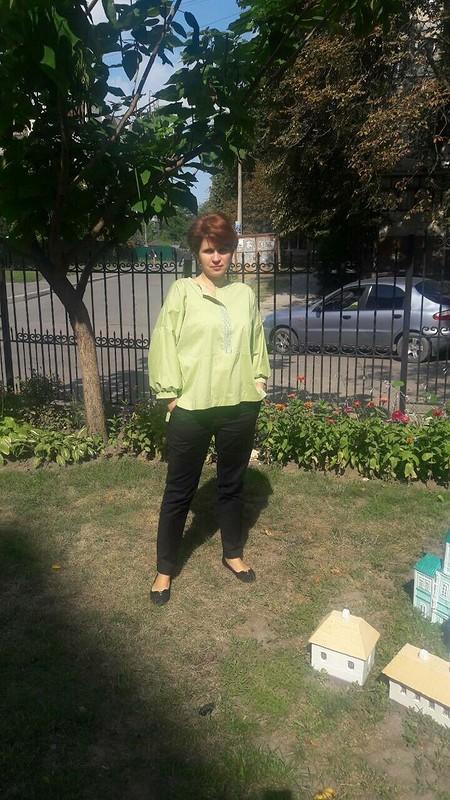 Блуза или рубашка от yuliy-shaposhnikova