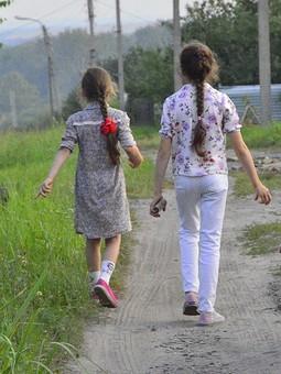 Работа с названием Назад,  в СССР. В моё детство...