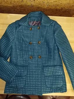 Работа с названием Куртка по выкройке пальто