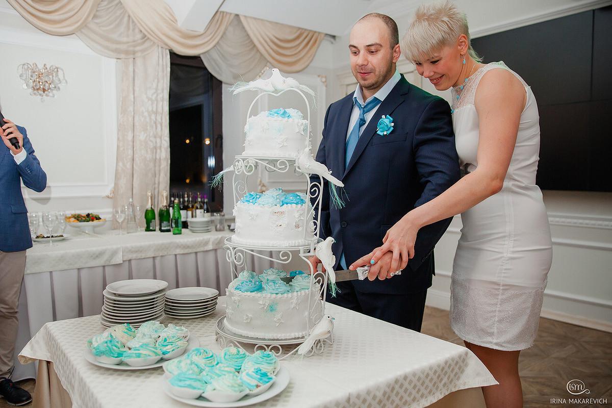 Мое первое свадебное
