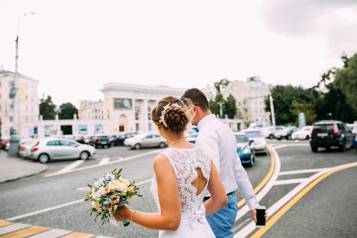 Свадебное платье от Galina_1991