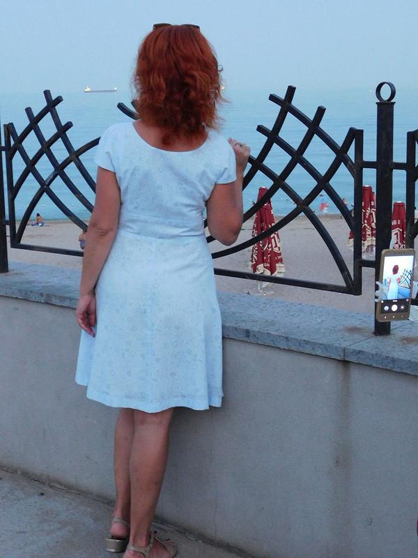 Платье помотивам фильма