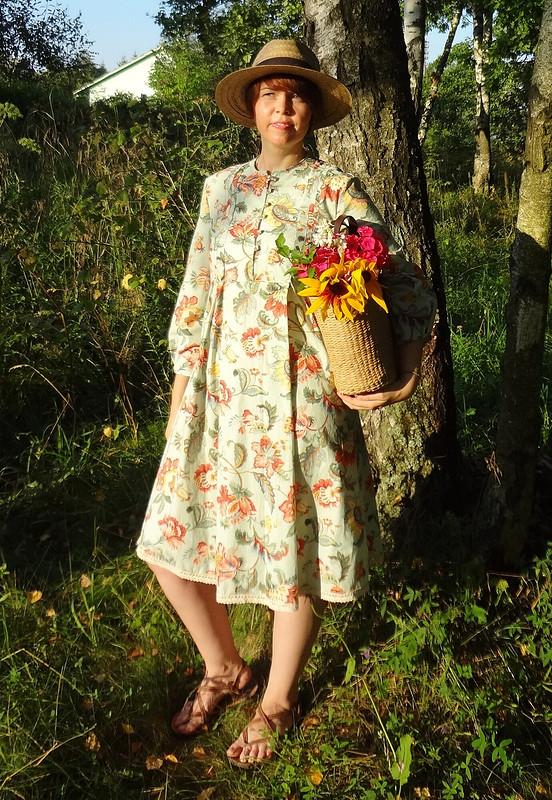 Летнее платье от Galastory