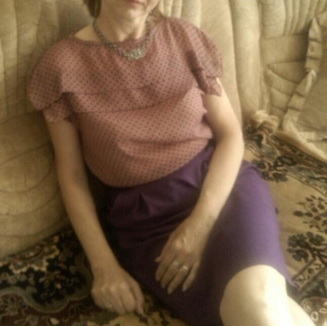 Блузка от S-Vishnya