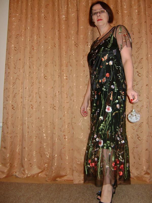 Платье наНовый год от anyesa