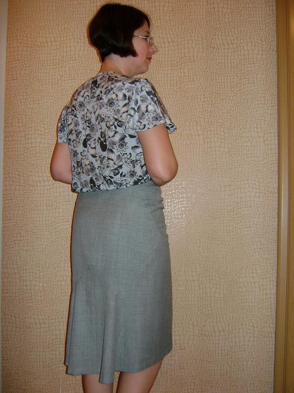 Очередной серый офисный костюмчик))) от anyesa
