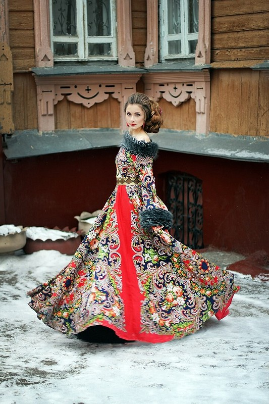 Фотопроект «Сударушка» от ludmilakaluga