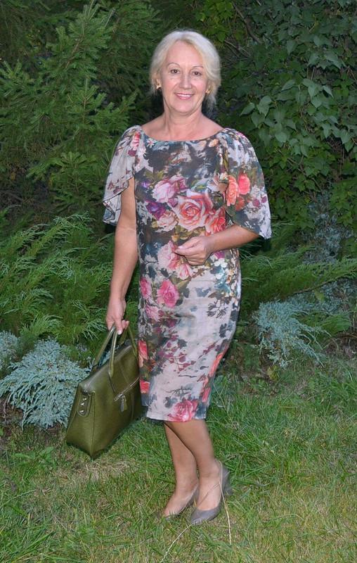Олечка,( Chivachka), сДнем Рождения!!!!! Платье-бабочка от Rozali