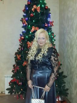 Работа с названием Моё новогоднее)))