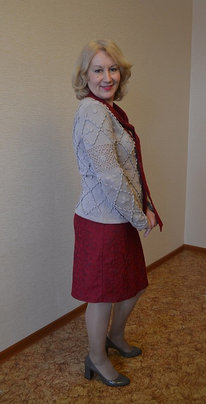 Четвертое дыхание платья от Rozali