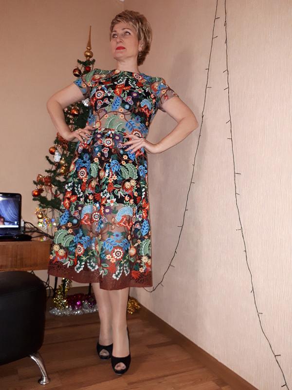 «Голое платье» от Lelik B