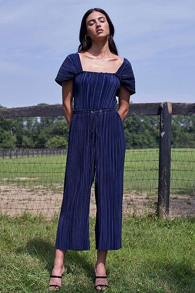 Девушка изпрерий: коллекция Весна 2018 Ready-to-wear отTosia