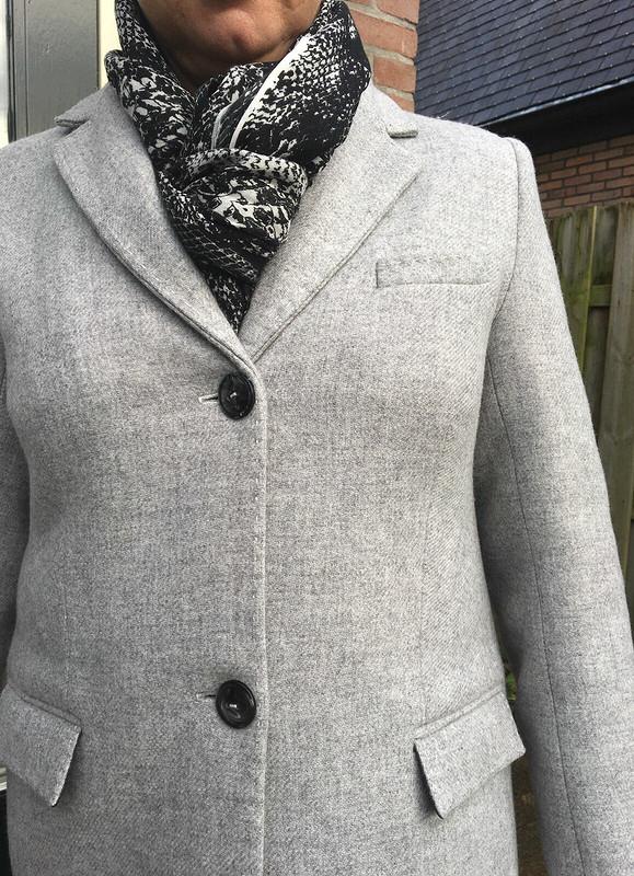 Пальто длясвекрови