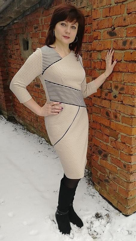 Уютное платье от MarKo