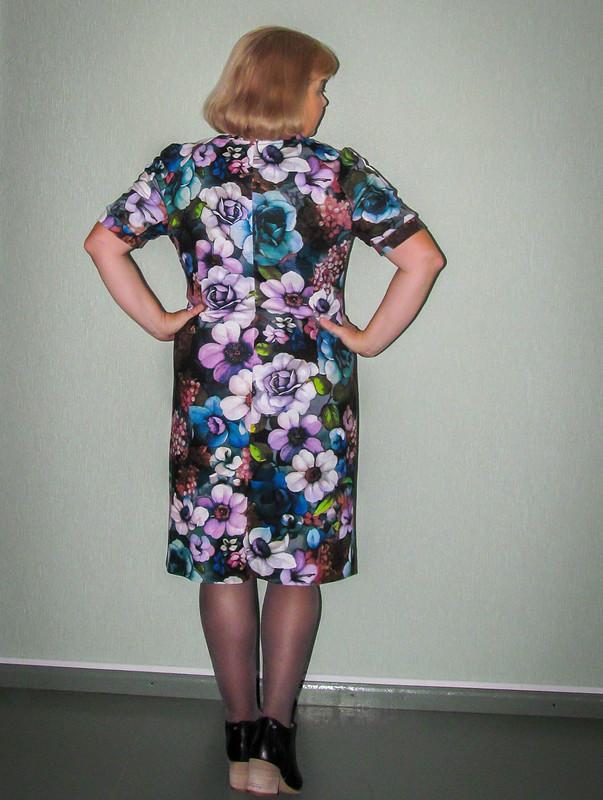 Платье сзавязками ккардигану