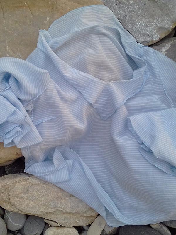Зимняя блуза длялета