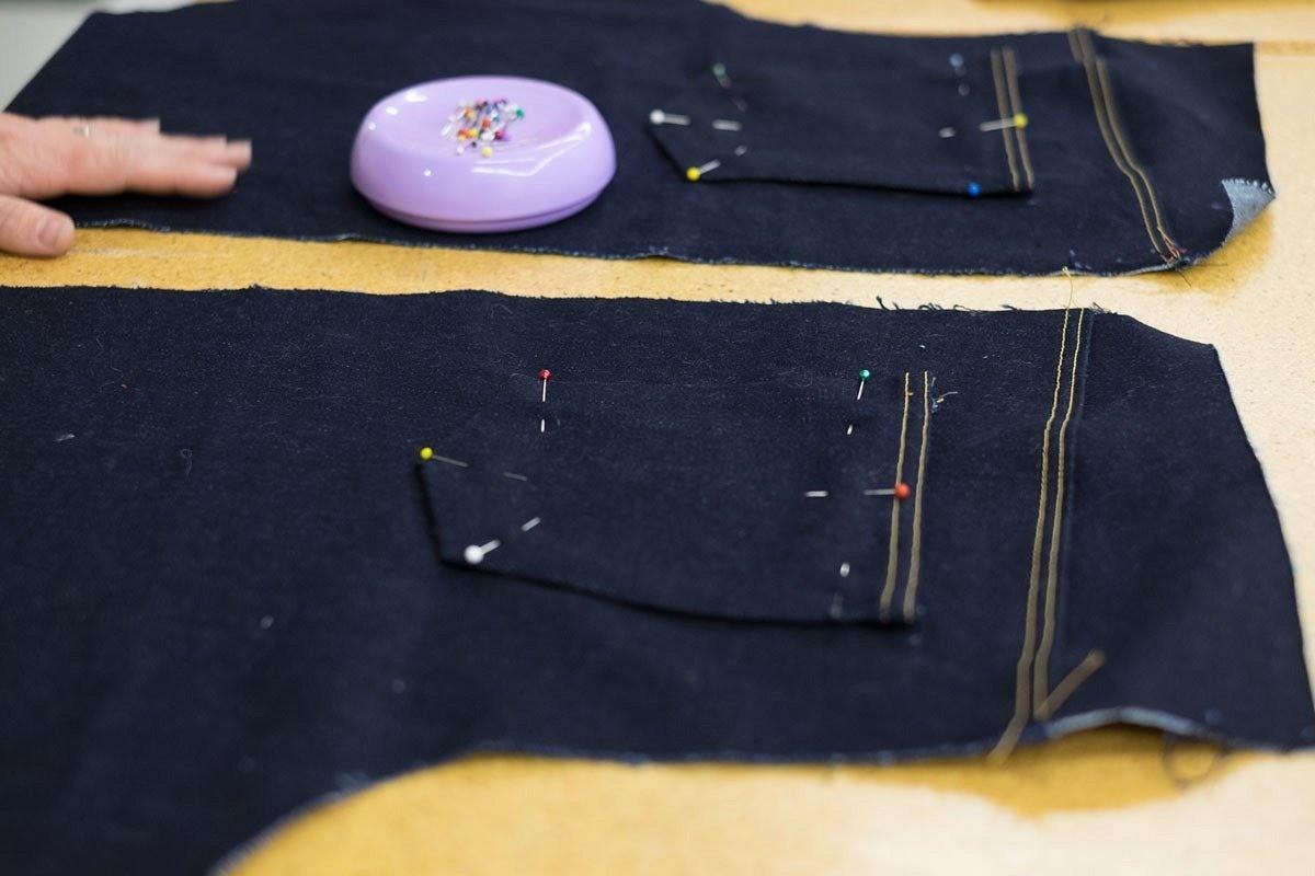 Как шить деним стрейч: лайфхаки исоветы