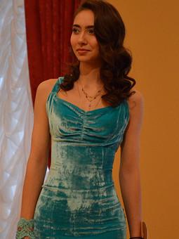 Работа с названием Платье Dalistyle