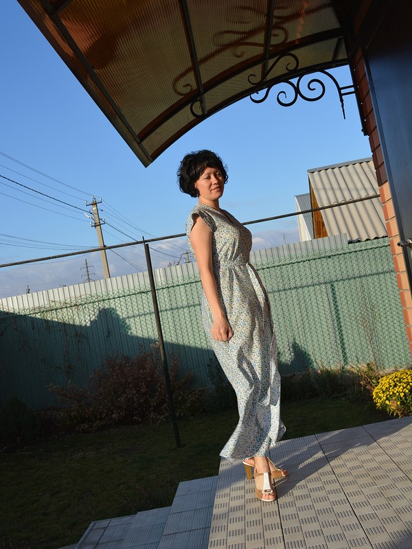 Халат изпростыни. от Мила