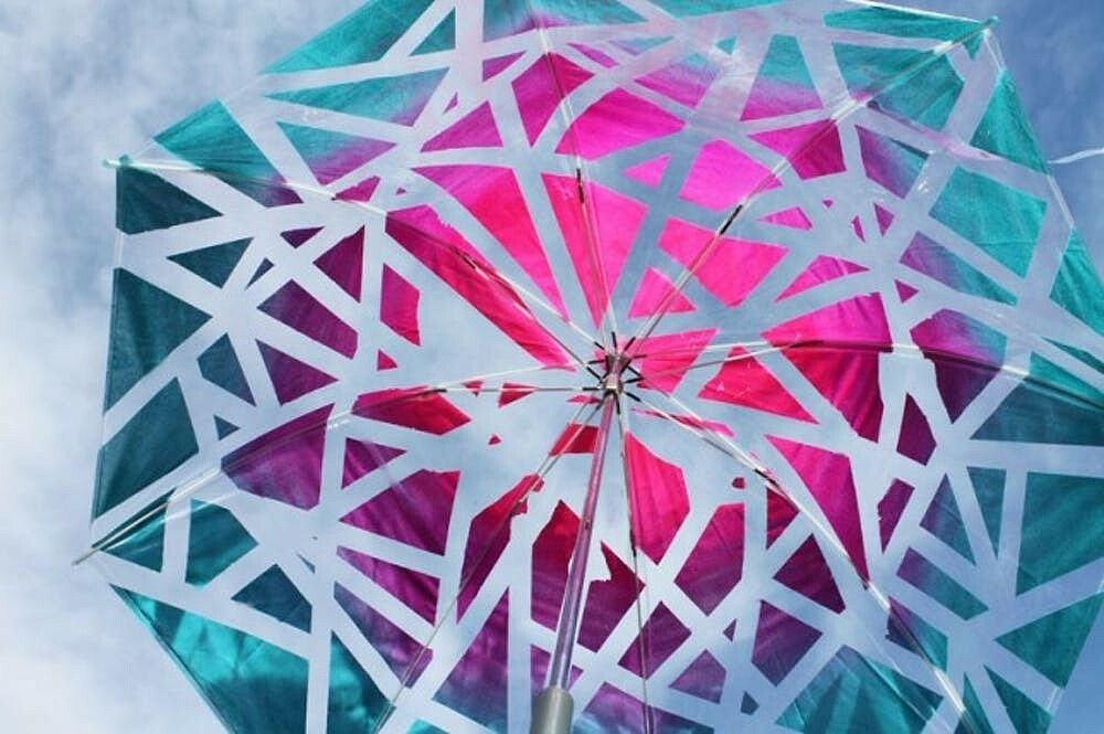 Как сделать изобычного зонта оригинальный: 13 идей синструкциями