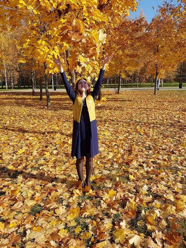 Осенний комплект от Лапулечка