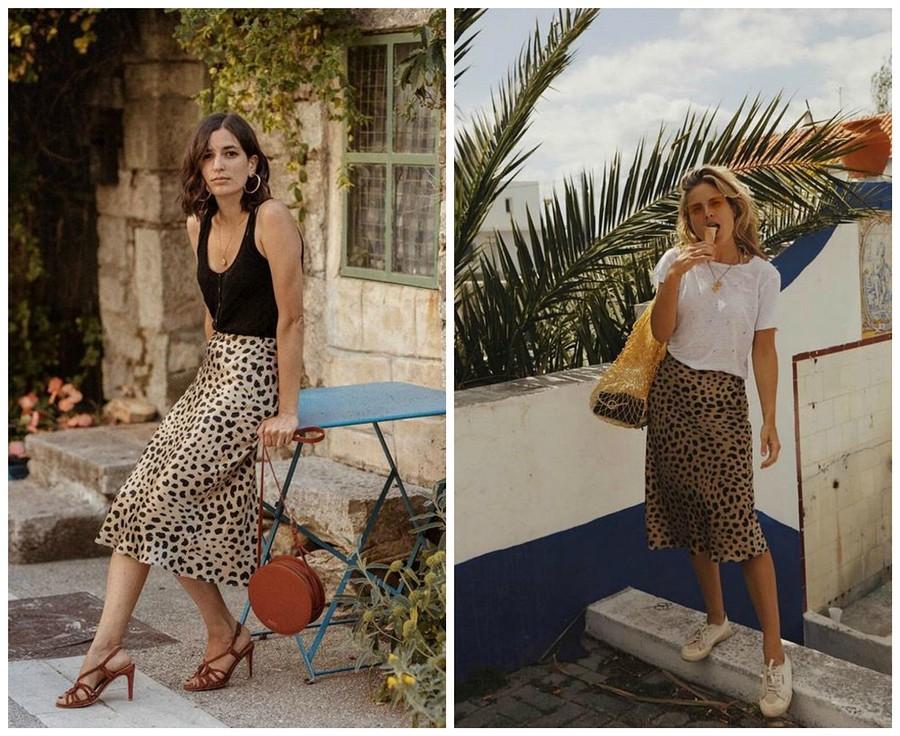 Самая желанная юбка сезона поверсии Instagram-блогеров