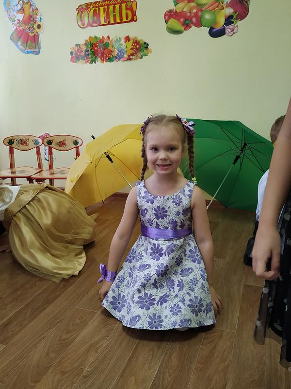 Платье дляпринцессы