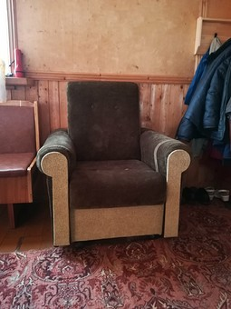 Работа с названием Кресло для дачи - из старого- новое