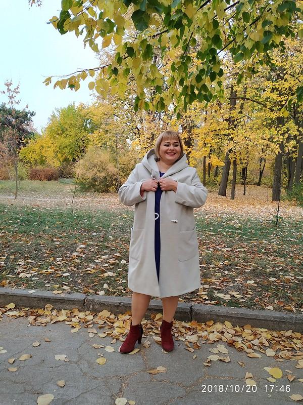 Пальто осень-весна от Ирина_72