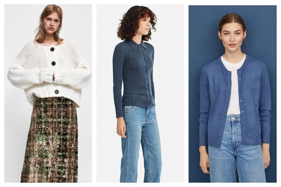 Как отличить свитер отджемпера, а пуловер — откардигана?