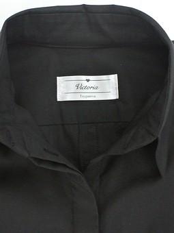 Работа с названием Платье-рубашка в классическом стиле